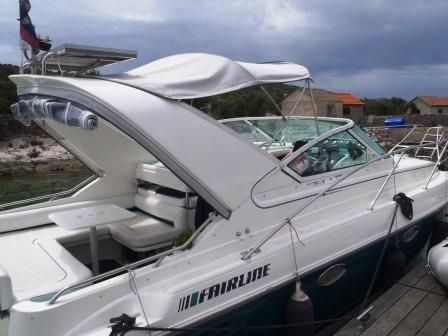 1996 Fairline Targa 28