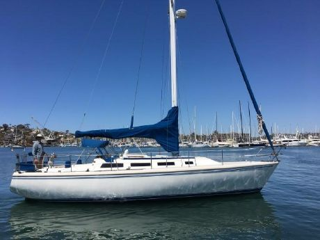 1984 Catalina Sloop