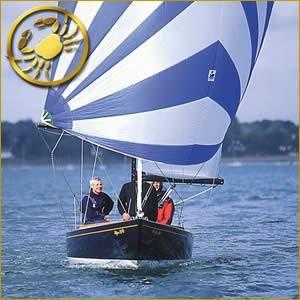 2003 Cornish Crabbers Piper 24