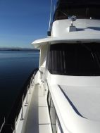 photo of  72' Hatteras Cockpit Motor Yacht