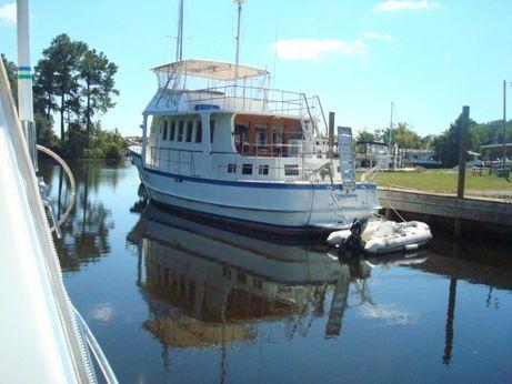 1982 Broadfire Longliner Custom Yacht
