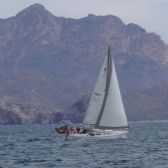 1992 Catalina 34