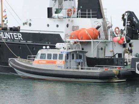 2007 Ribcraft Fast Crew Tender