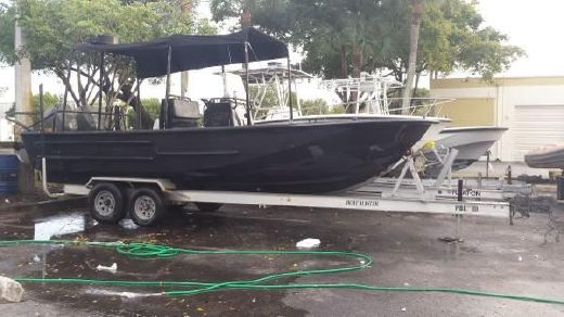 2003 Boston Whaler 25 guardian
