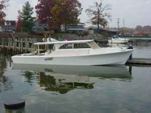 2007 Markley Custom Deadrise Sportfish