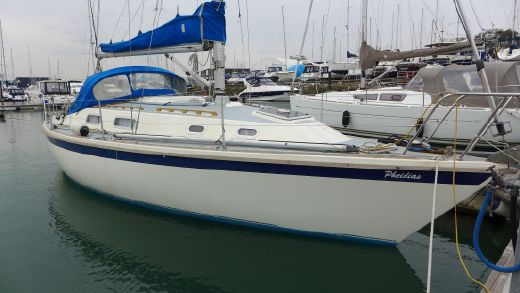 1988 Westerly Fulmar 32