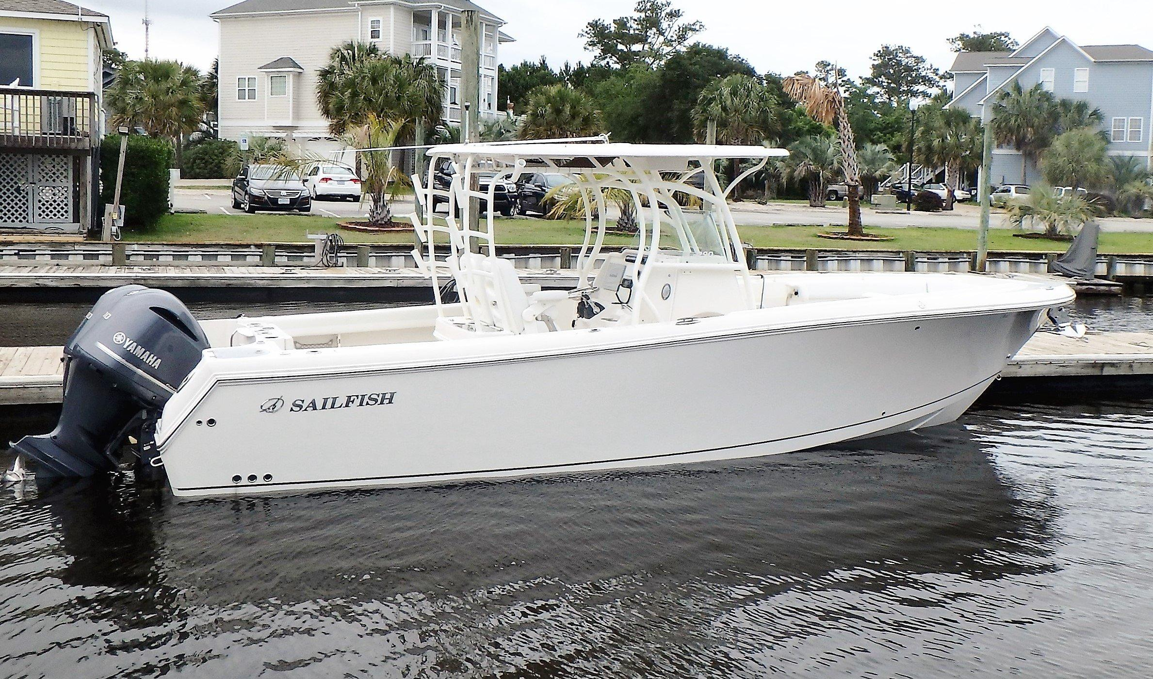 Sailfish | New and Used Boats for Sale in North Carolina