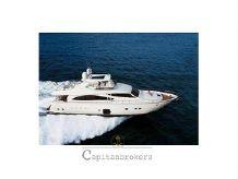 2008 Ferretti Yachts 830 Ht