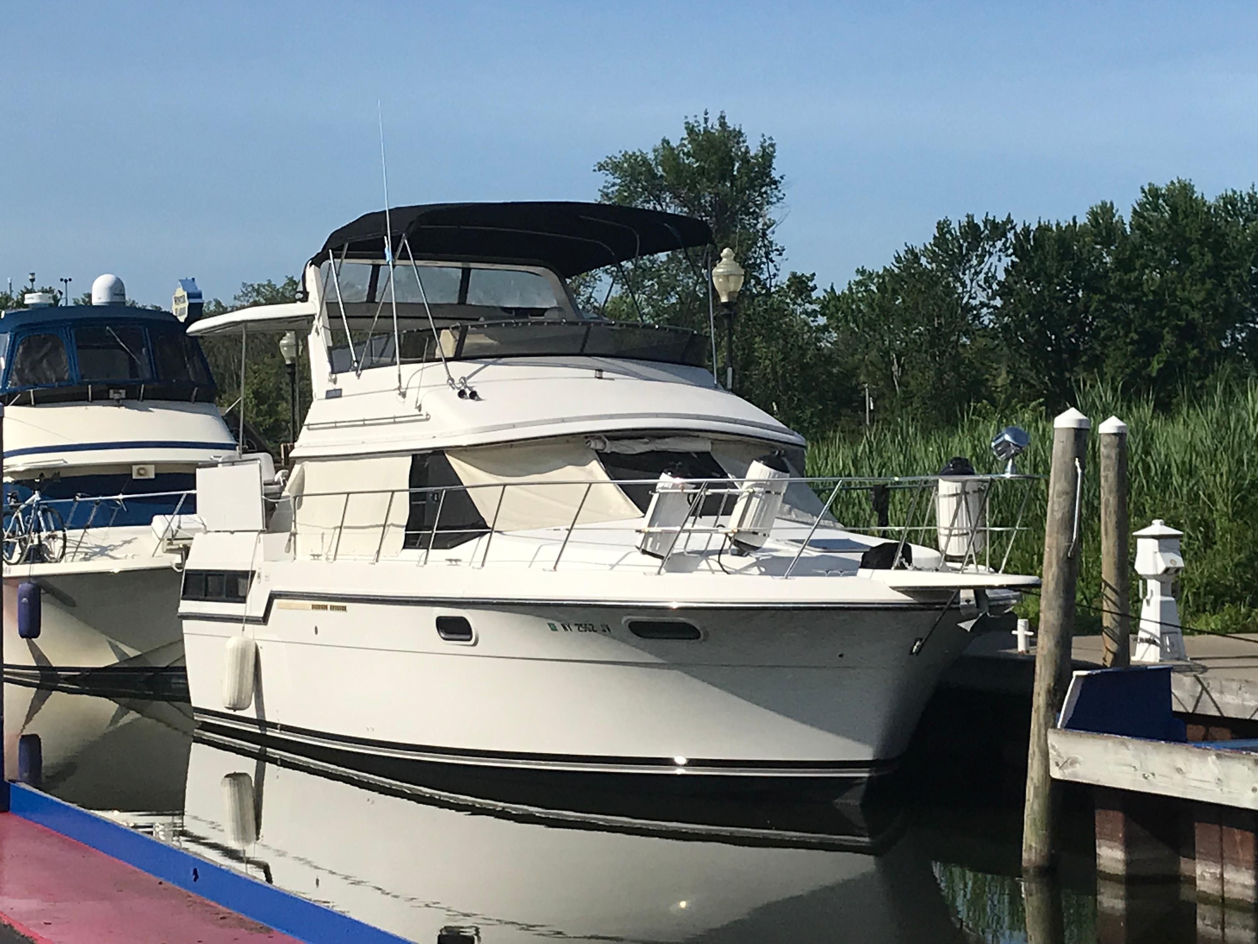 2000 Sea Ray 380 Aft Cabin Power Boat For Sale - www