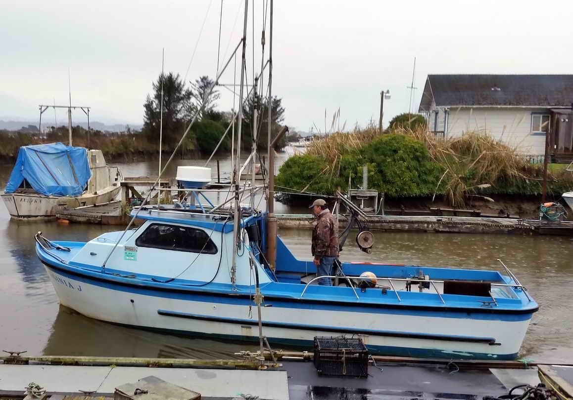 1975 california fishing license salmon fishing boat for Eureka ca fishing