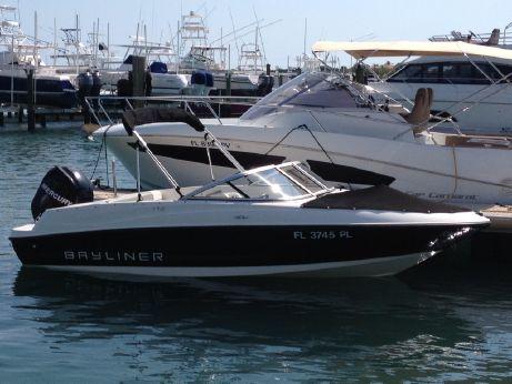 2012 Bayliner 170 Bowrider