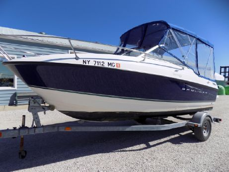 2009 Bayliner 192 Discovery