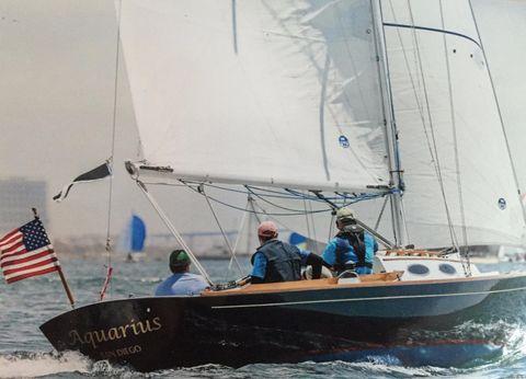 1996 Alerion 28
