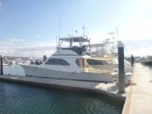 1994 Jersey Boats Inc. 50 Sport Fisher