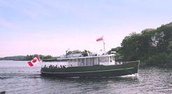 1955 Steel Passenger Vessel - 64 Passengers Transport Canada