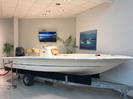 2018 Scout Boats 177 Sport