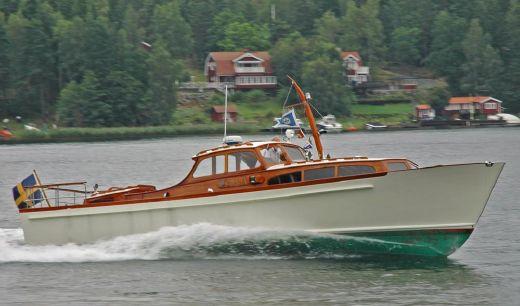 1954 Iversen Launch MY