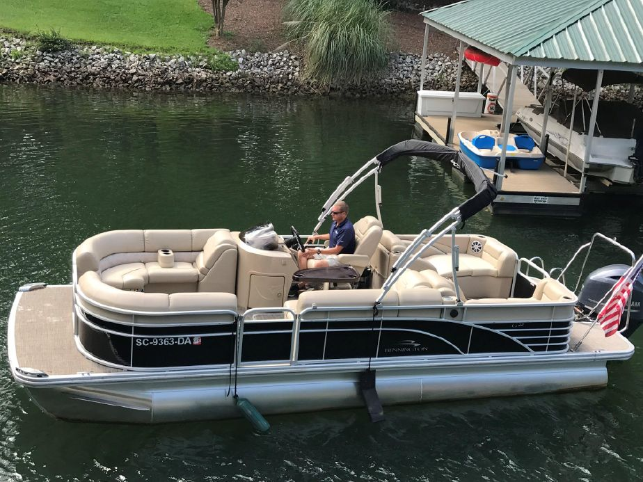 2014 Bennington 2275 Gcw Pontoon Boat For Sale Yachtworld