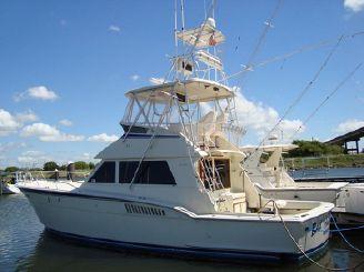 1986 Hatteras 45 Convertible Sportfish