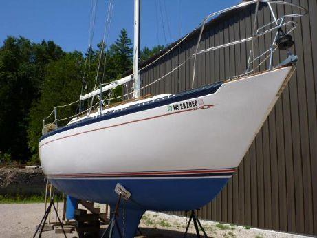 1974 Islander 32-2