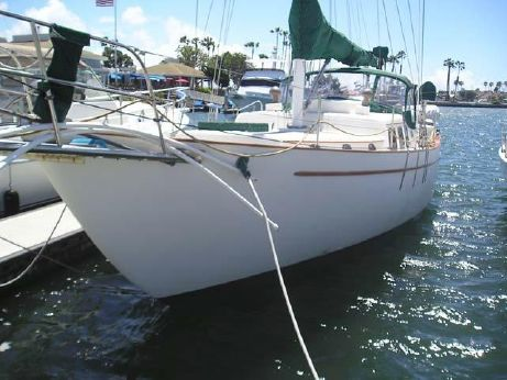 1974 Westsail 42 Cutter