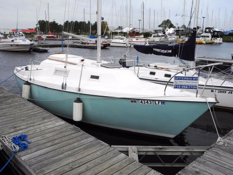 1977 Seafarer 26