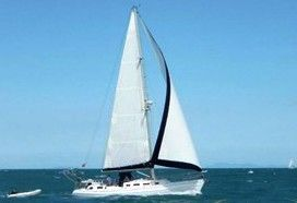 2007 Adams 42' Cruising Yacht