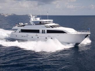 2005 Hatteras 100 Cockpit Motor Yacht