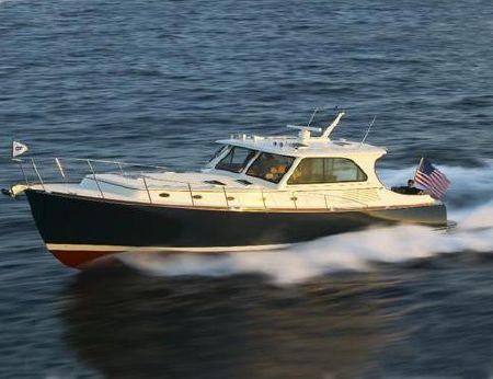2012 Hinckley T55 MKII Motor Yacht