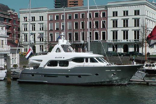 2003 Seastar Trawler 1900