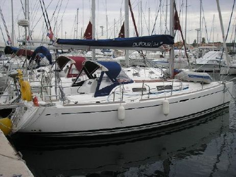2005 Dufour 34 Performance
