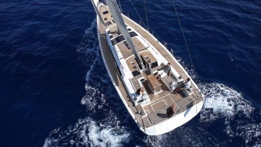 2014 Dufour 560 Grand Large