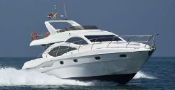 2015 Majesty Yachts 50