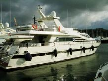 1989 Azimut 76 Extended