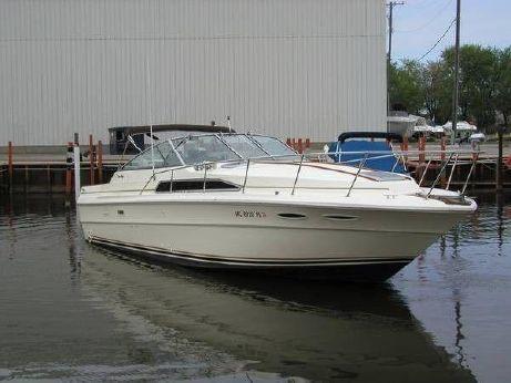 1985 Sea Ray 340 Sundancer
