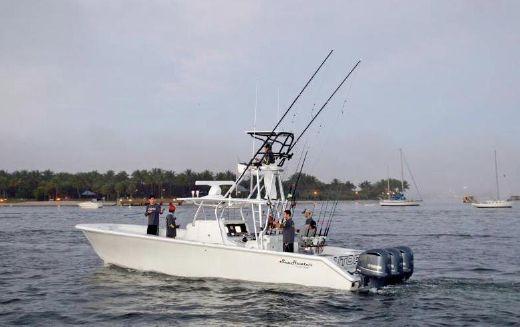 2013 Sea Hunter Center Console
