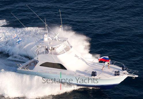 2008 Viking Yachts 52' Convertible
