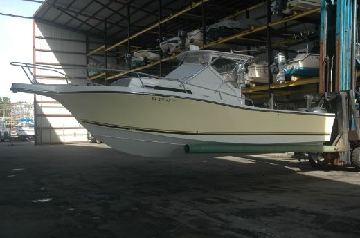 1990 Mako -Regulator--Grady White 260 Walk Around