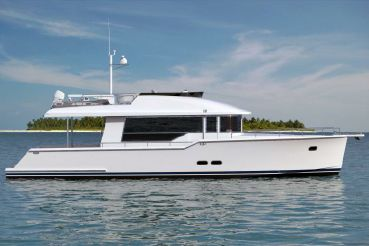 2020 Outback Yachts 50