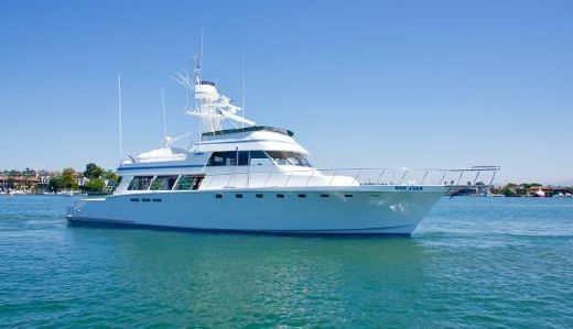 Elliott Pilothouse Motoryacht