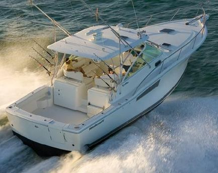 2008 Wellcraft 360 Coastal