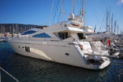 2007 Abacus 62