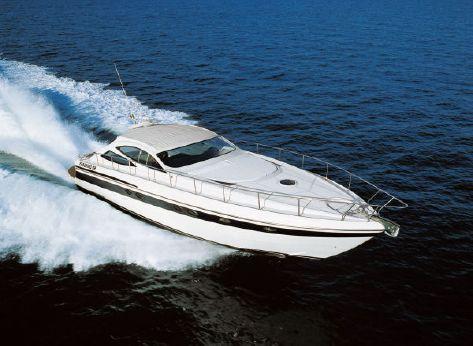 2002 Pershing 52