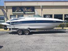 2006 Crownline Deck Boat 262 EX