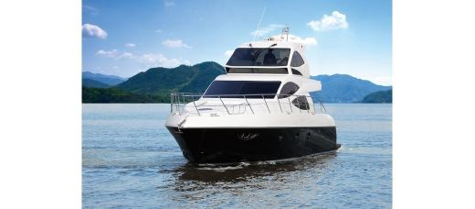 2015 Dyna Yachts 52
