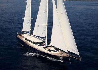 2010 Saba Yachts Cruising sailing Ketch