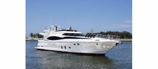 2017 Dyna Yachts 70