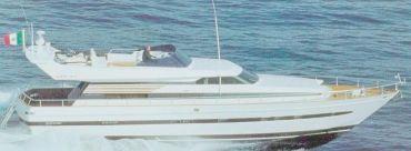 1995 Cantieri Di Pisa Akhir 20S