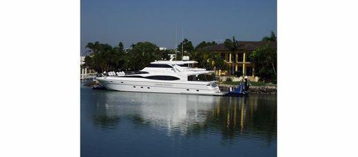 2016 Dyna Yachts 77