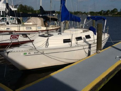 1976 Columbia Eight Point Seven Meter